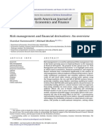 Risk management and financial derivatives An overview