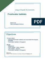 Lecture 3 FW Habitats_2 Slides