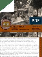 Landscape DELHI HAAT