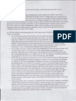 Faculty Greek System Letter Fall 2014