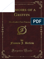 Memoirs of a Griffin  Or a Cadet's First Year in India  by Francis J. Bellew