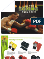 Boxing Catalog MMA Catalog Kick Boxing Catalog 2014