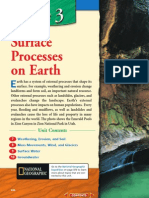 Chap07 Surface Processes on Earth