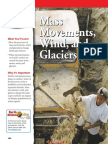 Chap08 Mass Movements,Winds and Glaciers