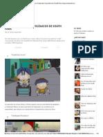 Los 18 Episodios Más Polémicos de South Park _ Blog.comedycentral