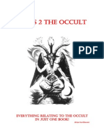 What is Occult
