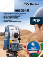 Jual Total Station Sokkia CX 105.(Hub 081389461983)