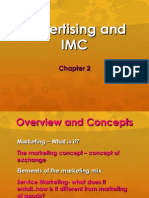 Advertising and IMC