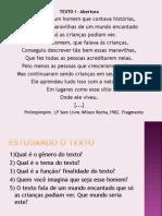 aula de portugugues pronta