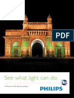 Professional LED Lighting Catalogue April 2014