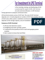 Guidelines for Investment in LPG Terminal