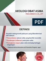 Farmakologi Obat Asma