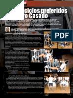 21º Los Ejercicios Preferidos de Arturo Casado (Planeta Running).