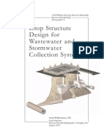 Drop Structure Design