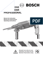 Manual Gbh 224 Dsr