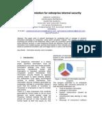 Secitc-event Correlation for Internal Security