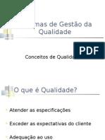 PROFMEC_QUAL _Conceitos Da Qualidade
