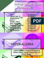 Hipokalemia Dan Hipertensi