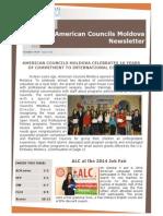 ACM Newsletter October 2014