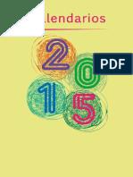 Catalogo Calendarios 2015