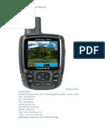 Jual GPS Garmin 62 SC (Hub 081389461983)