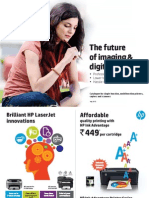 HP Printers Pricelist July 2012