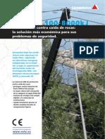 Geobrugg AG GBE Proteccion Caida de Rocas Es
