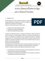Dimensionamiento de Un Sistema de Bombeo de Agua (1)