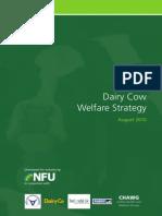 Dairy Cow Welfare Strategy FAWC 2010