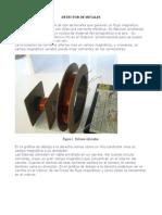 Diseño de un Detector de Metales