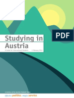 Studying in Austria