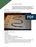 Aprende Las Tablas de Multiplicar