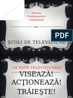Scoli de Televiziune