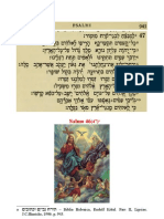 catequese - O Senhor é o rei do universo - Salmo 46
