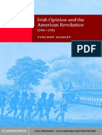 Irish opinion and american revolution.pdf