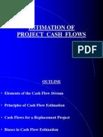 Estimation of Project Cash Flows