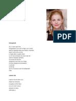 Poezii. Raluca Pavel