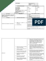 Modelo AST Perforación