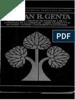 Guerra Contrarrevolucionaria - Jordán Bruno Genta