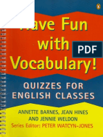 63065 Have Fun With Vocabulary