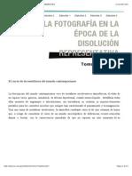 LA FOTOGRAFÍA EN LA ÉPOCA DE LA DISOLUCIÓN REPRESENTATIVA.pdf