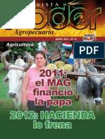 PODER AGROPECUARIO - AGRICULTURA - N 12 - ABRIL 2012 - PARAGUAY - PORTALGUARANI