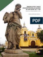 02. Remodelacion y Nueva Arquitectura en Las Iglesias de Lima Entre 1821 y 1945 Iglesia Del Cercado
