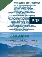 Les Montagnes de La France2