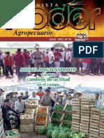 PODER AGROPECUARIO - AGRICULTURA - N 15 - JULIO 2012 - PARAGUAY - PORTALGUARANI