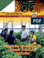 PODER AGROPECUARIO - AGRICULTURA - N 16 - AGOSTO 2012 - PARAGUAY - PORTALGUARANI
