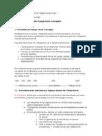 Tema 2 Precedentes Del Trabajo Social Conceptos 29 Octubre