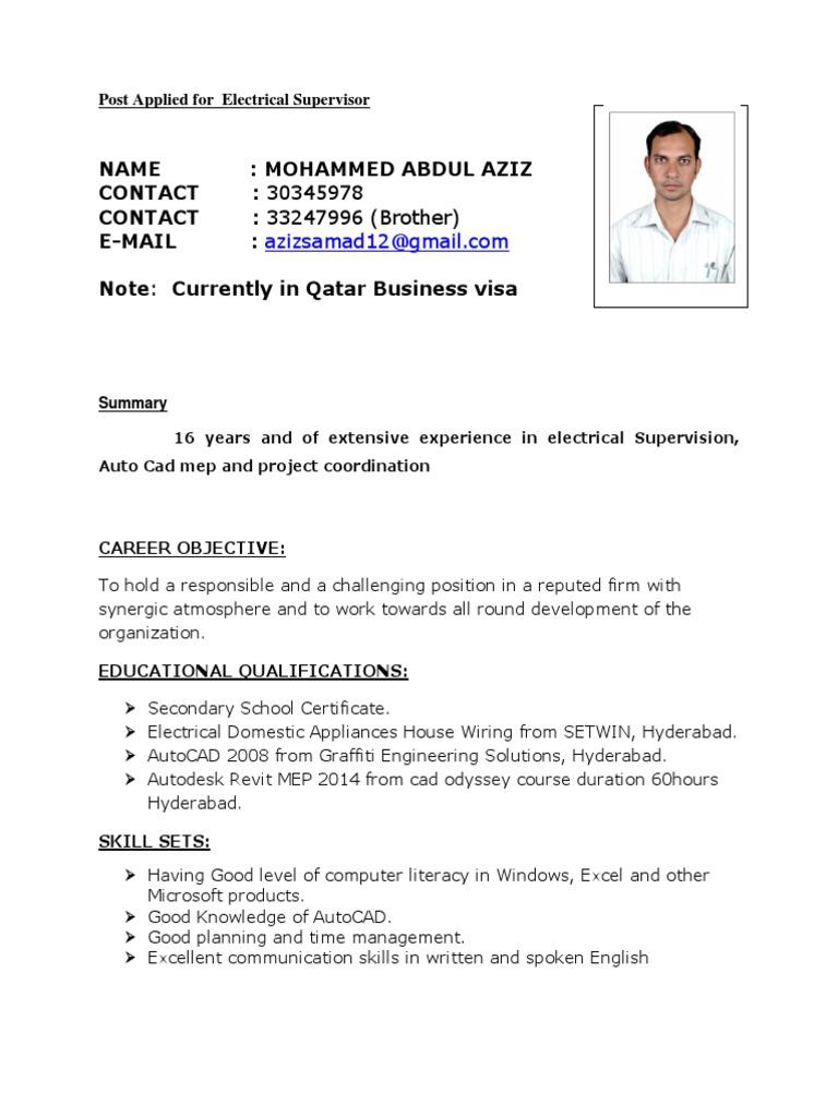 revit mep engineer resume  the cover letter for teacher