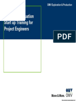 Start Up Training for Project Engineers