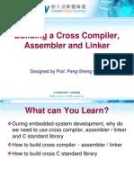 Cross compiler & Assembler & Linker.ppt